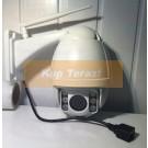 Kamera zewnętrzna IP PTZ WiFI monitoring IR P2P metal