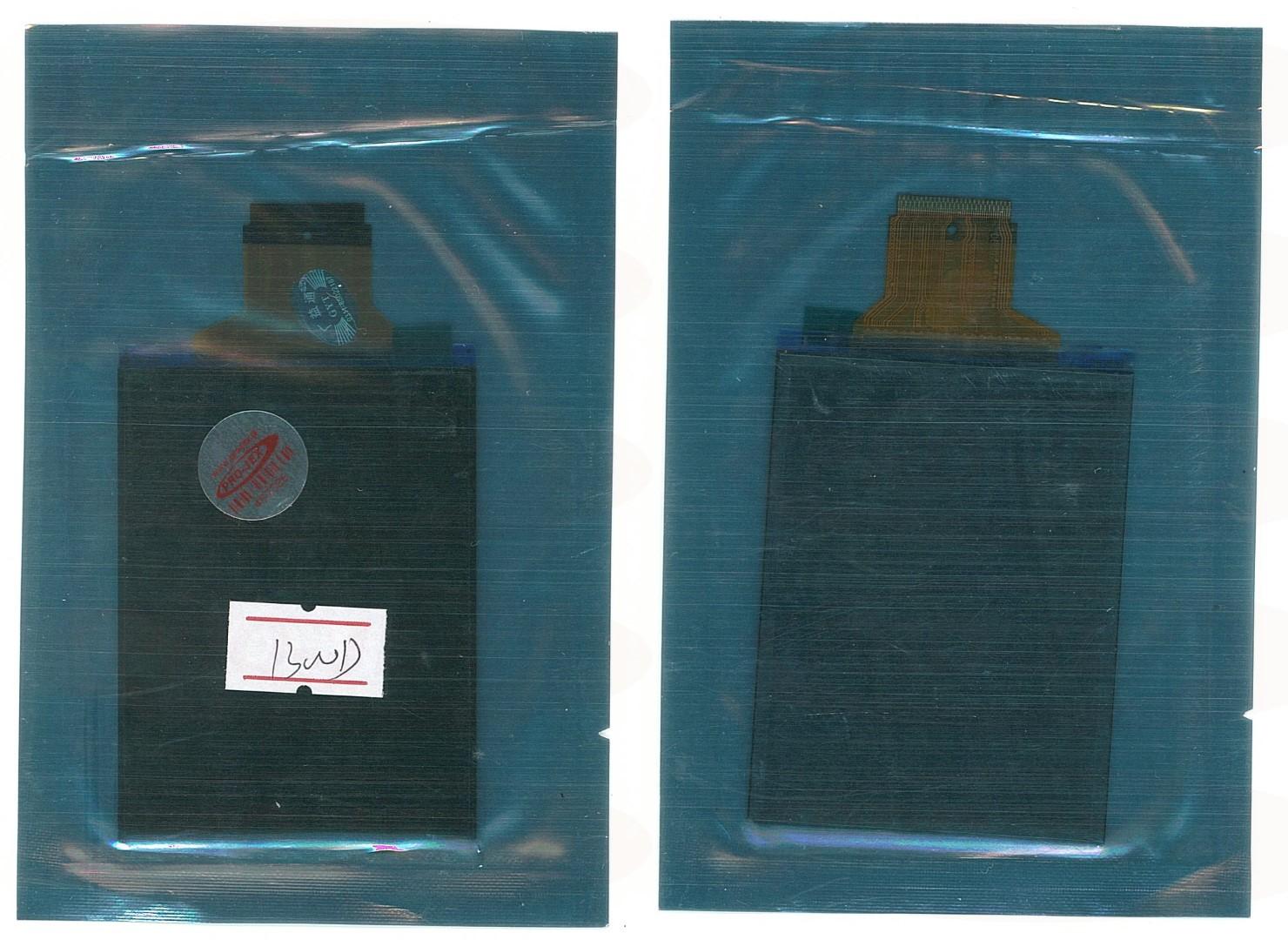 Canon EOS 1500D / Rebel T7 / KISS X90 LCD wyświetlacz