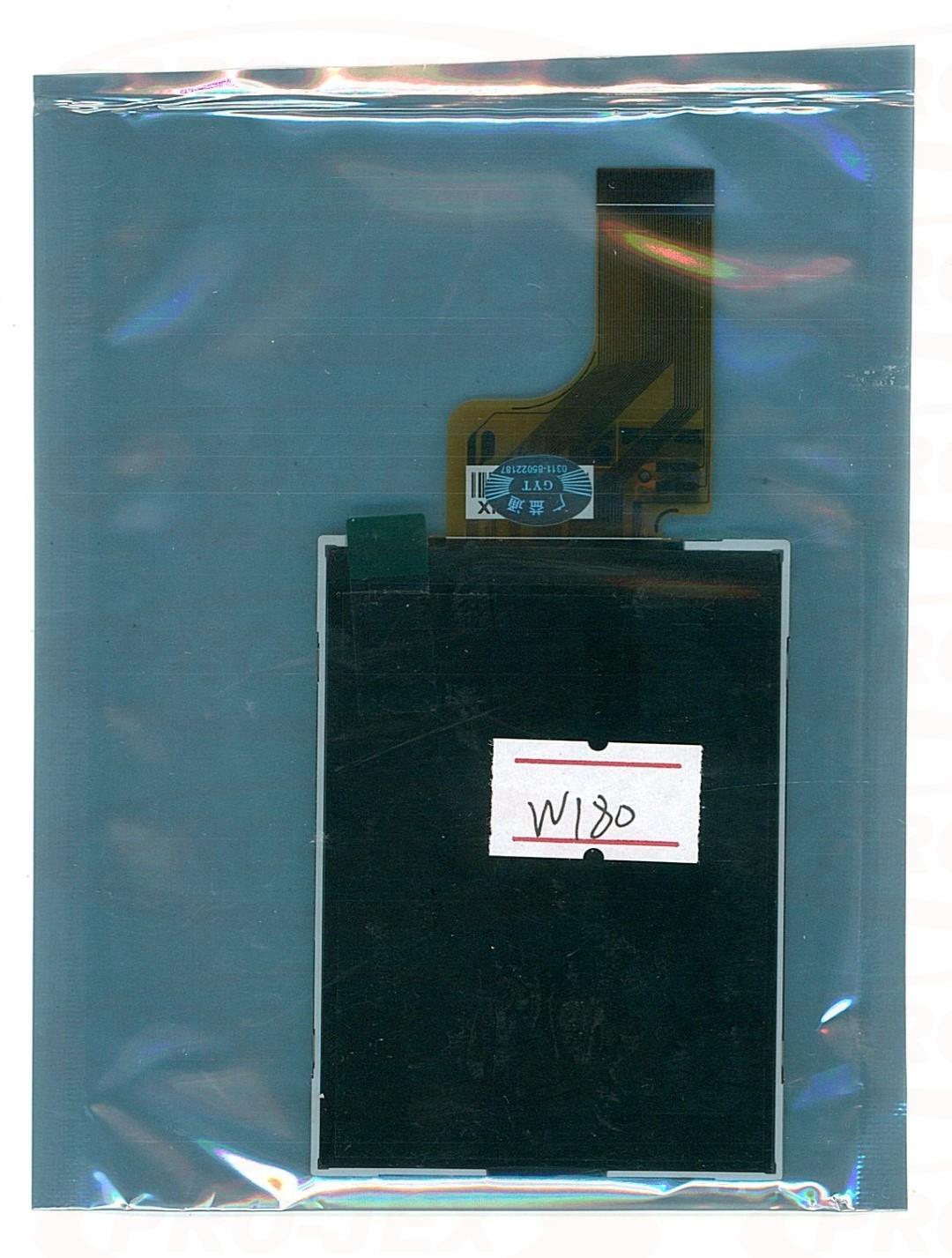 LCD SONY DSC-W180 W180 DSC-W190 W190