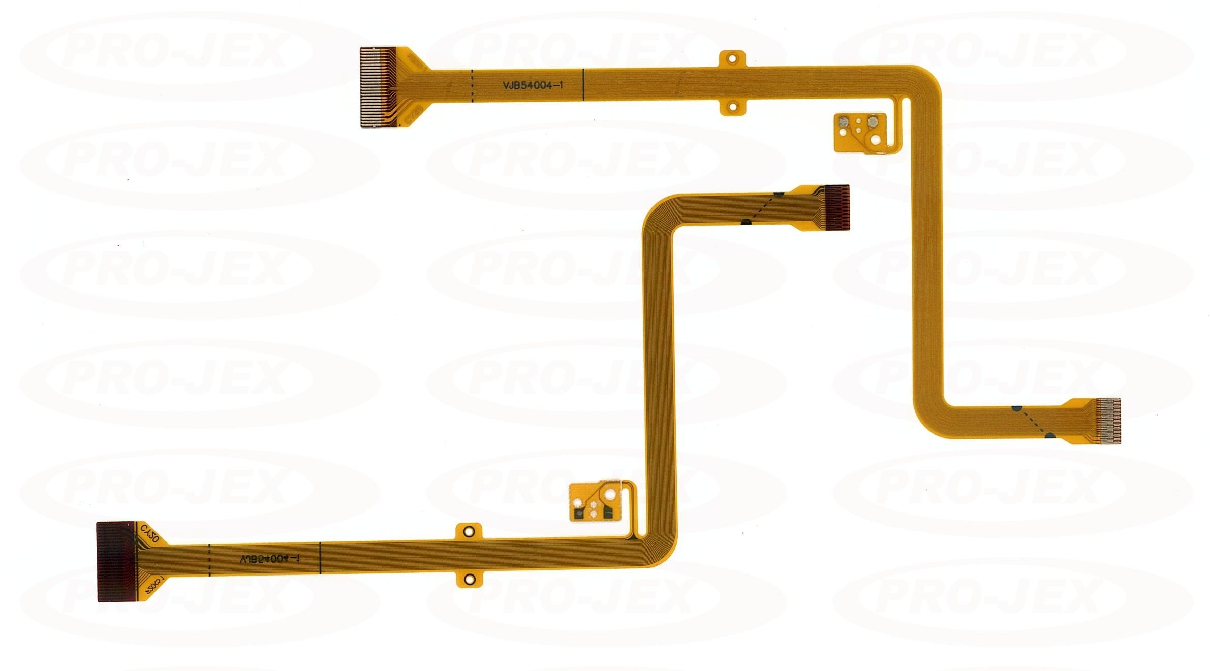 Flex wyświetlacza LCD do Panasonic Lumix DMC-FZ30 FZ30