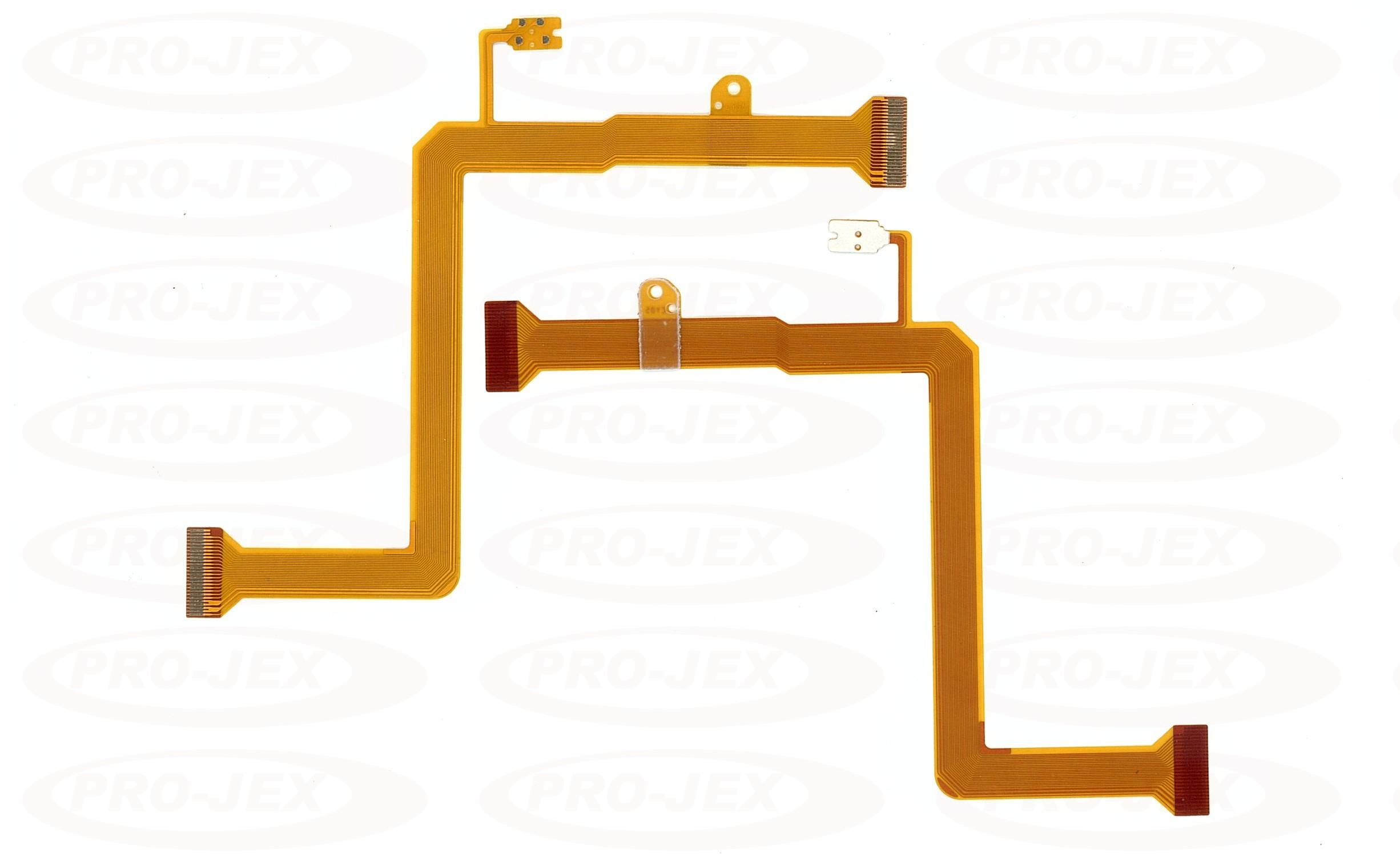Flex wyświetlacza LCD Samsung VP-D20i D21i D22i D23i D24i D101i D102i D103i D353i D352i D351i D354i