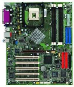 EPOX EP-4PDA2+ s478  Intel 865PE