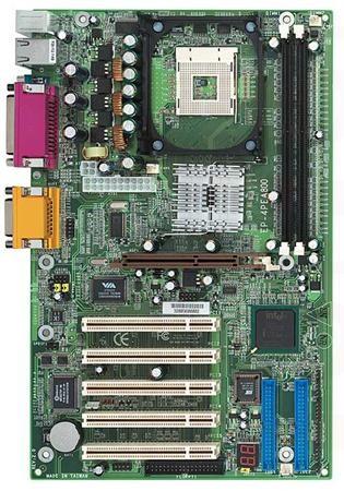 EPOX EP-4PEA800 s478  i845 PE