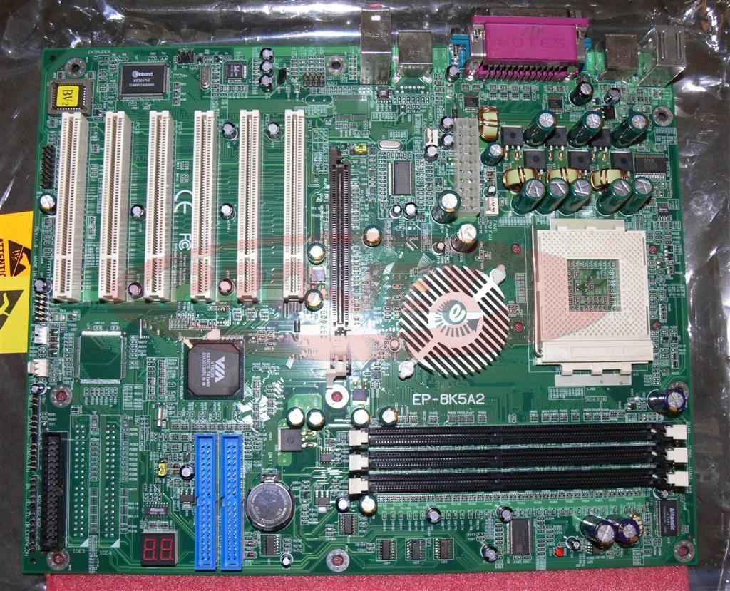 EPOX EP-8K5A2 Socket A