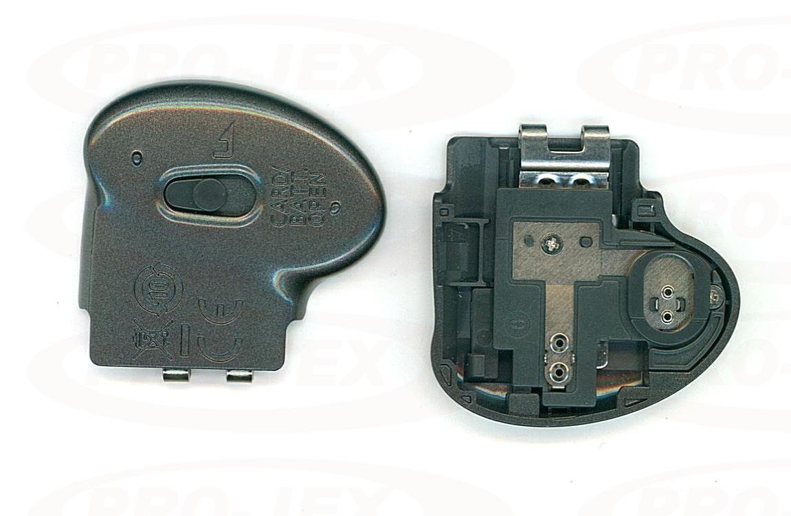 Klapka baterii CANON A580