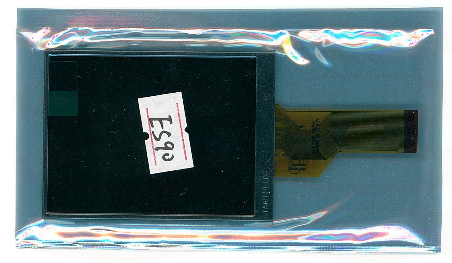 LCD Casio ZS20