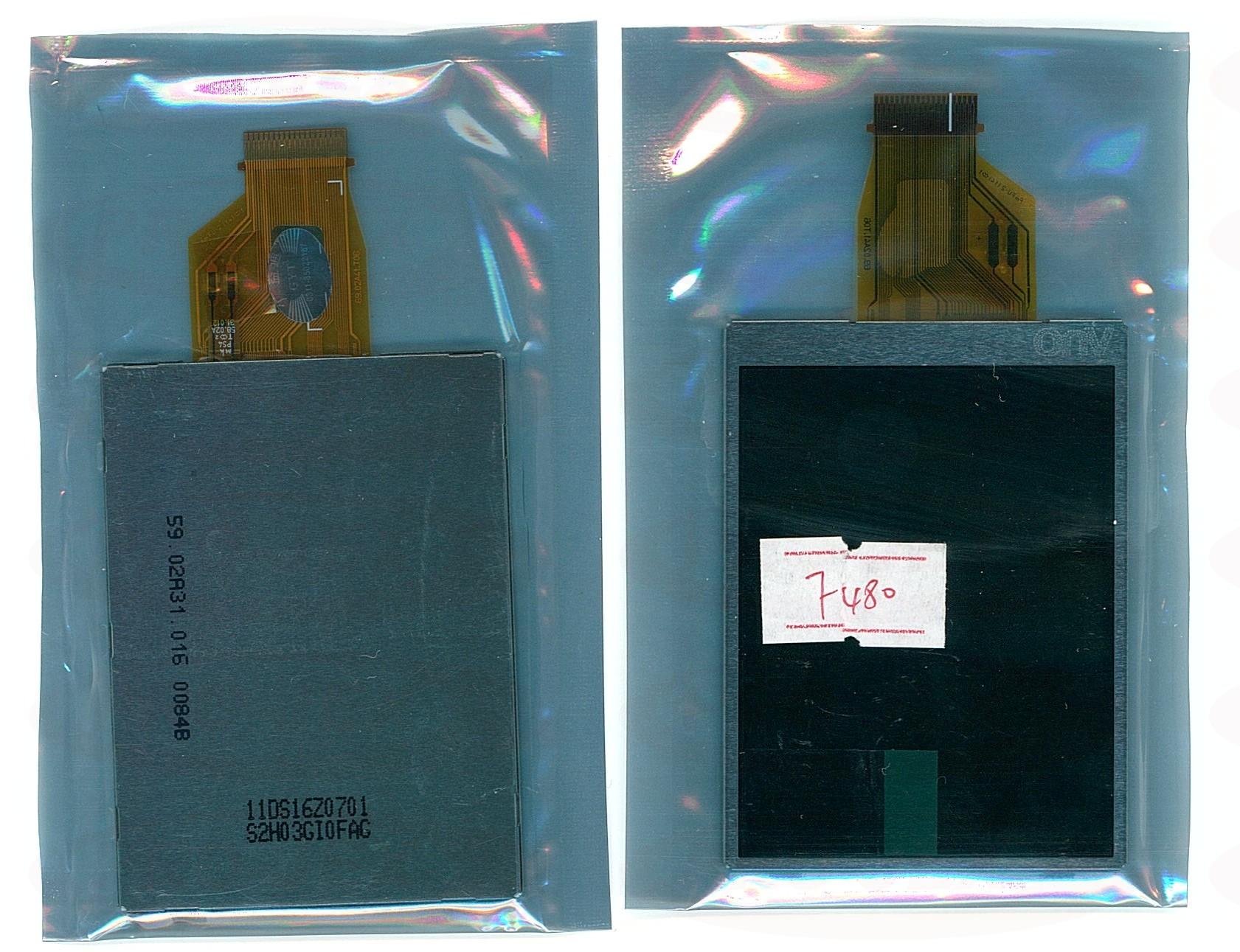 LCD Fujifilm Finepix F480 S1000 J50 J100 J110 fd FE330