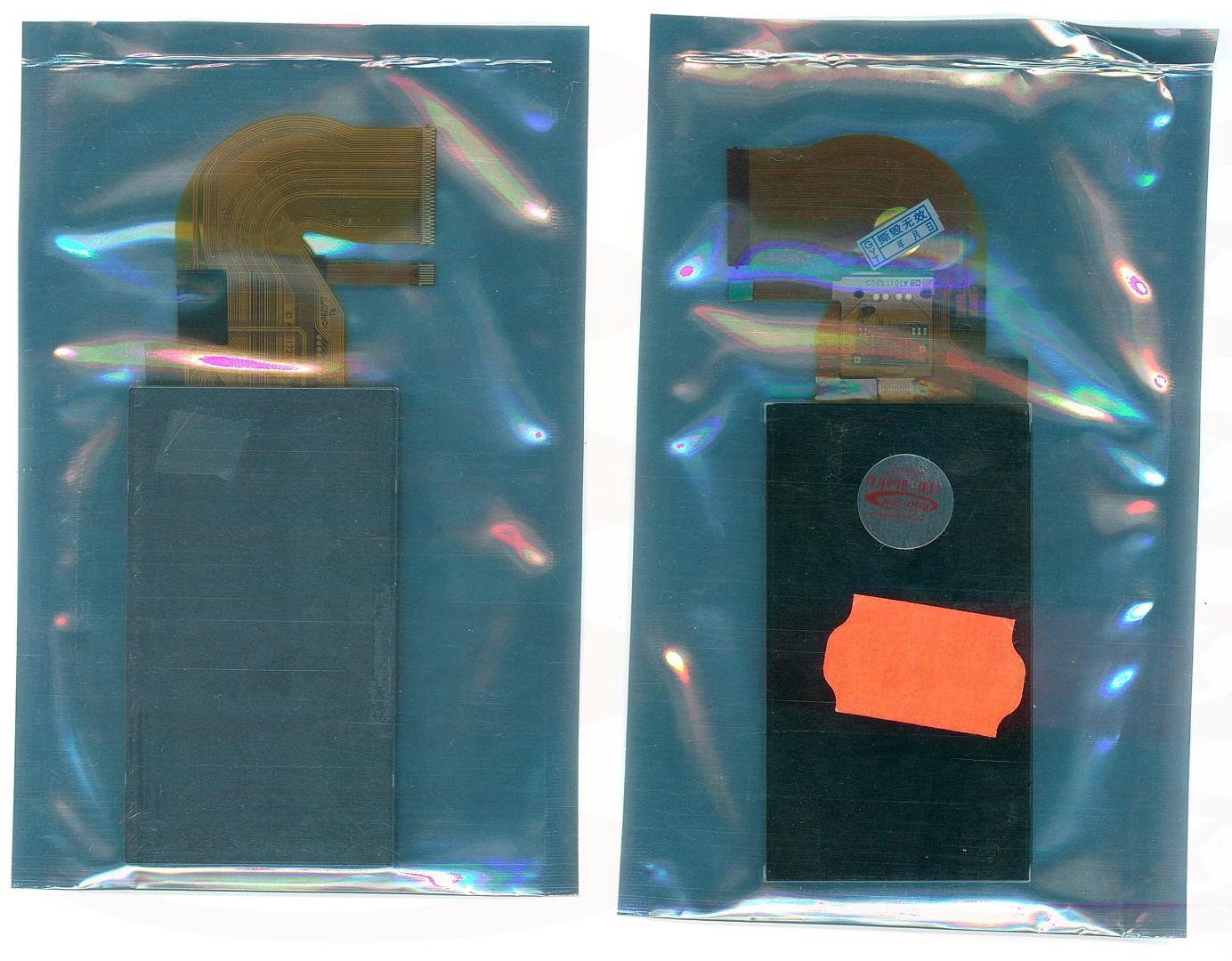 Panasonic LUMIX DMC-GM5 + backlight + Touch LCD Wyświetlacz