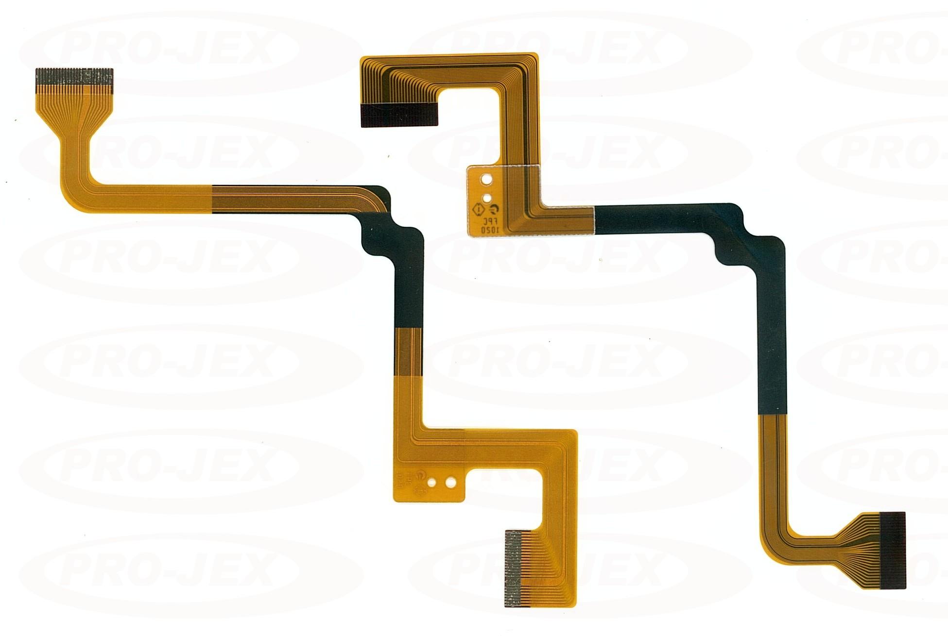Flex LCD JVC GZ HD7 HD7U HD7AC