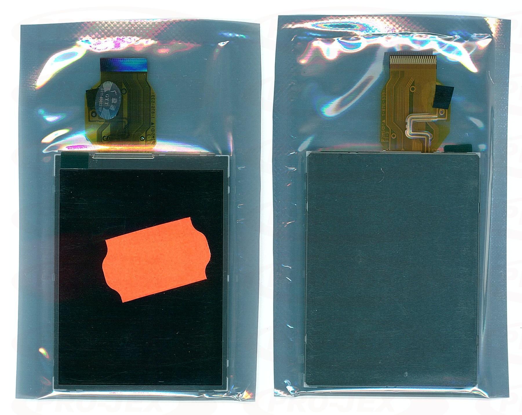 LCD Fuji FinePix HS20 HS22 F300 F305 F500 F505