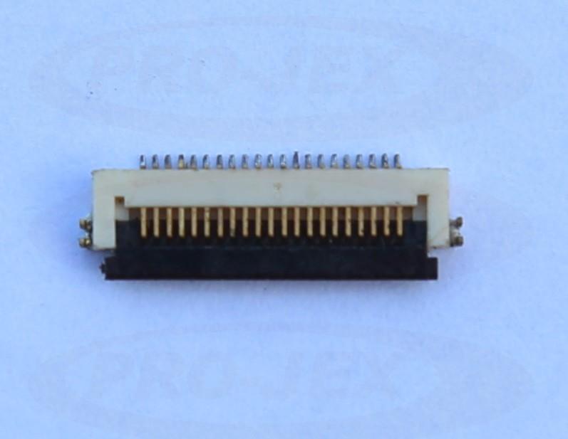 Gniazdo taśmy flex smd 21 pin 13,8mm 21pin