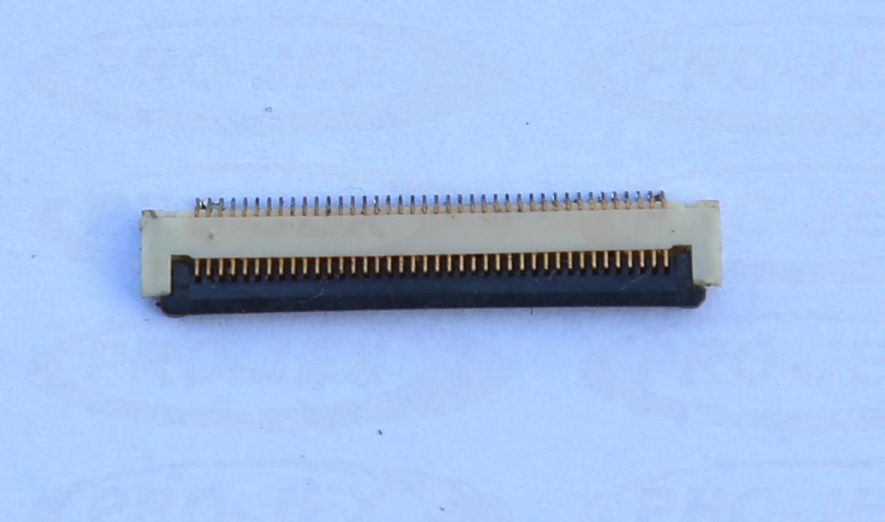 Gniazdo taśmy flex smd 40 pin 23,3mm 40pin