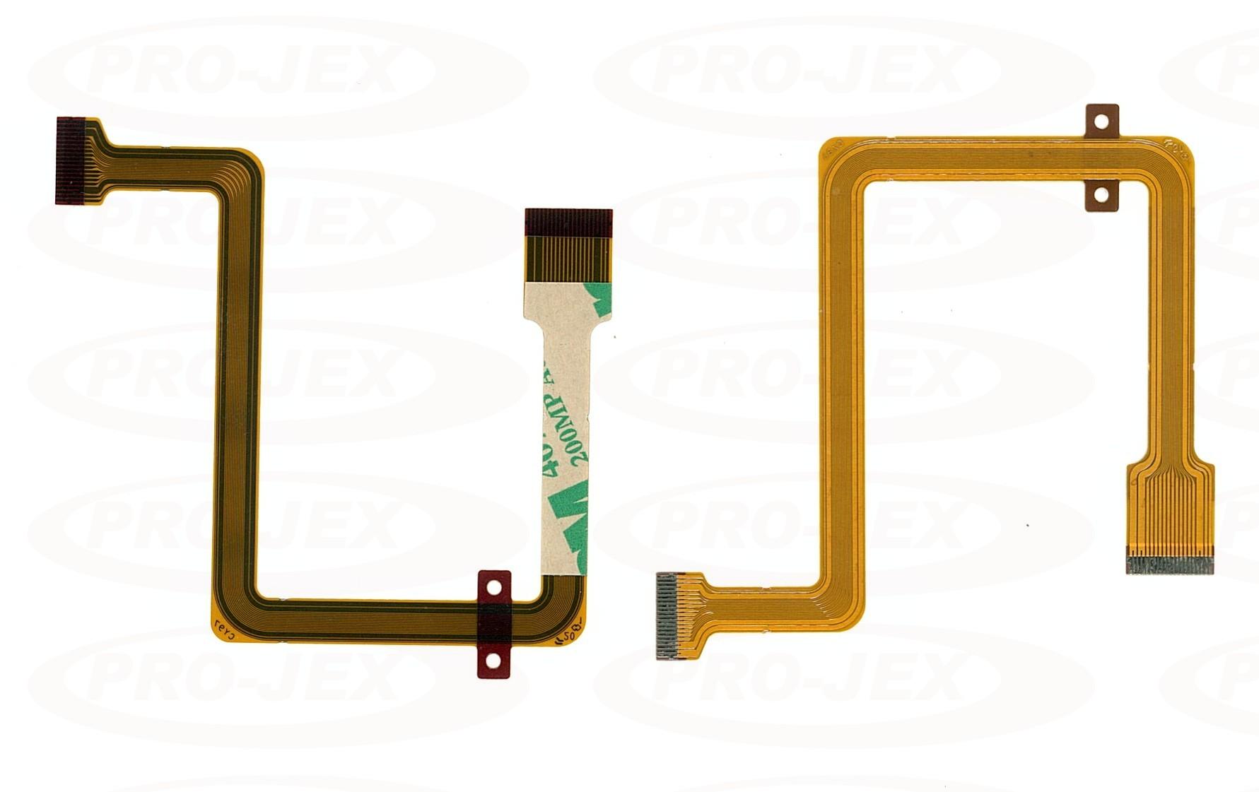 FLEX LCD JVC GR-D240 GR D241 D252 D250 D270 D290