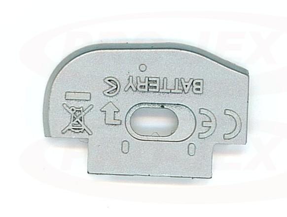 Nowa Klapka baterii Nikon L14 Srebrna
