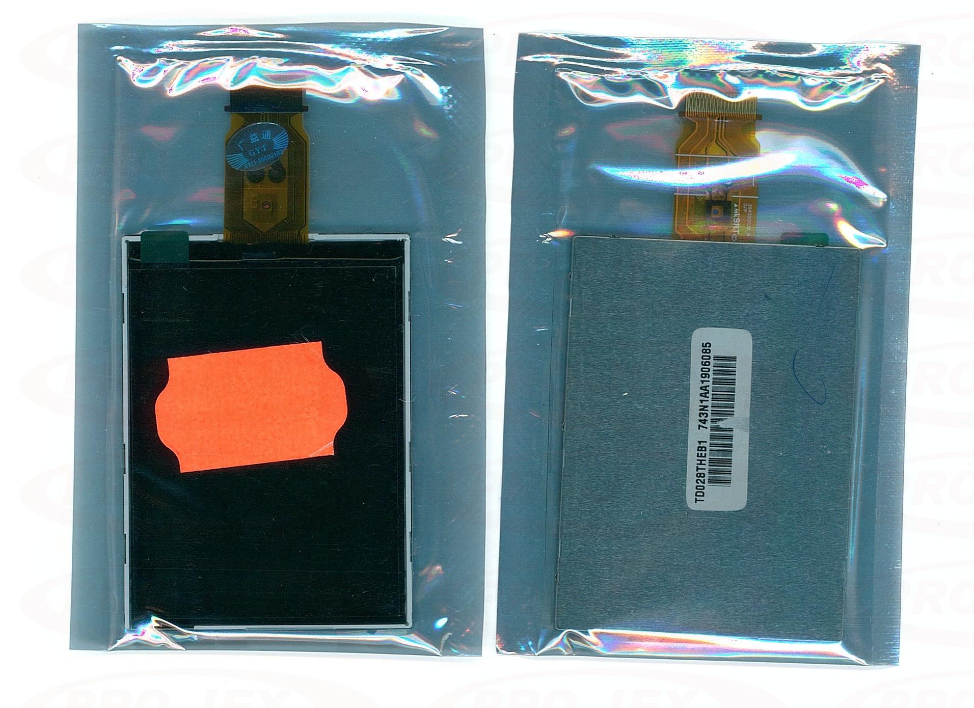 LCD Nikon Coolpix L15 L16