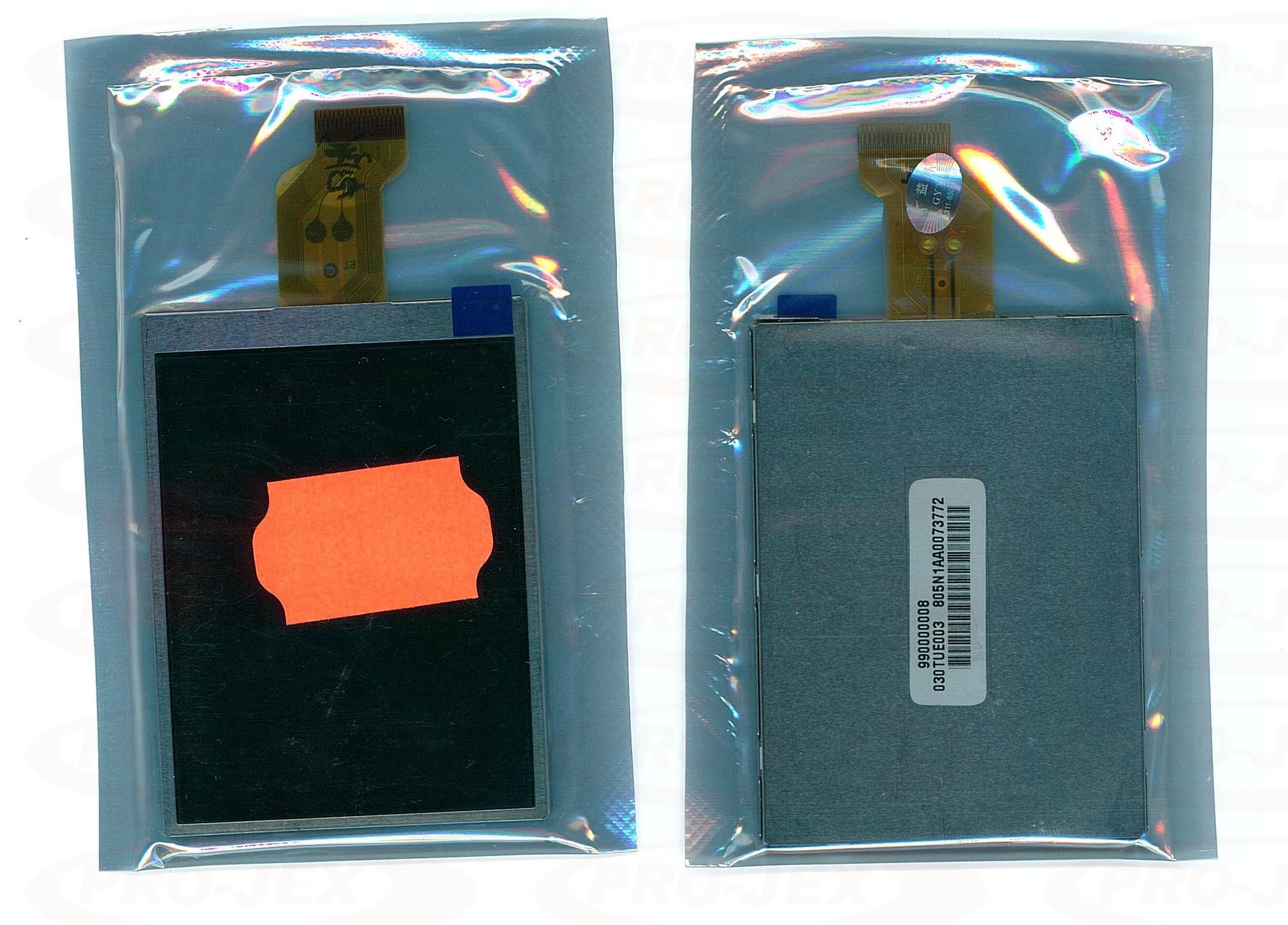 LCD Nikon L18 L100 P90 Olympus FE350 oryginał