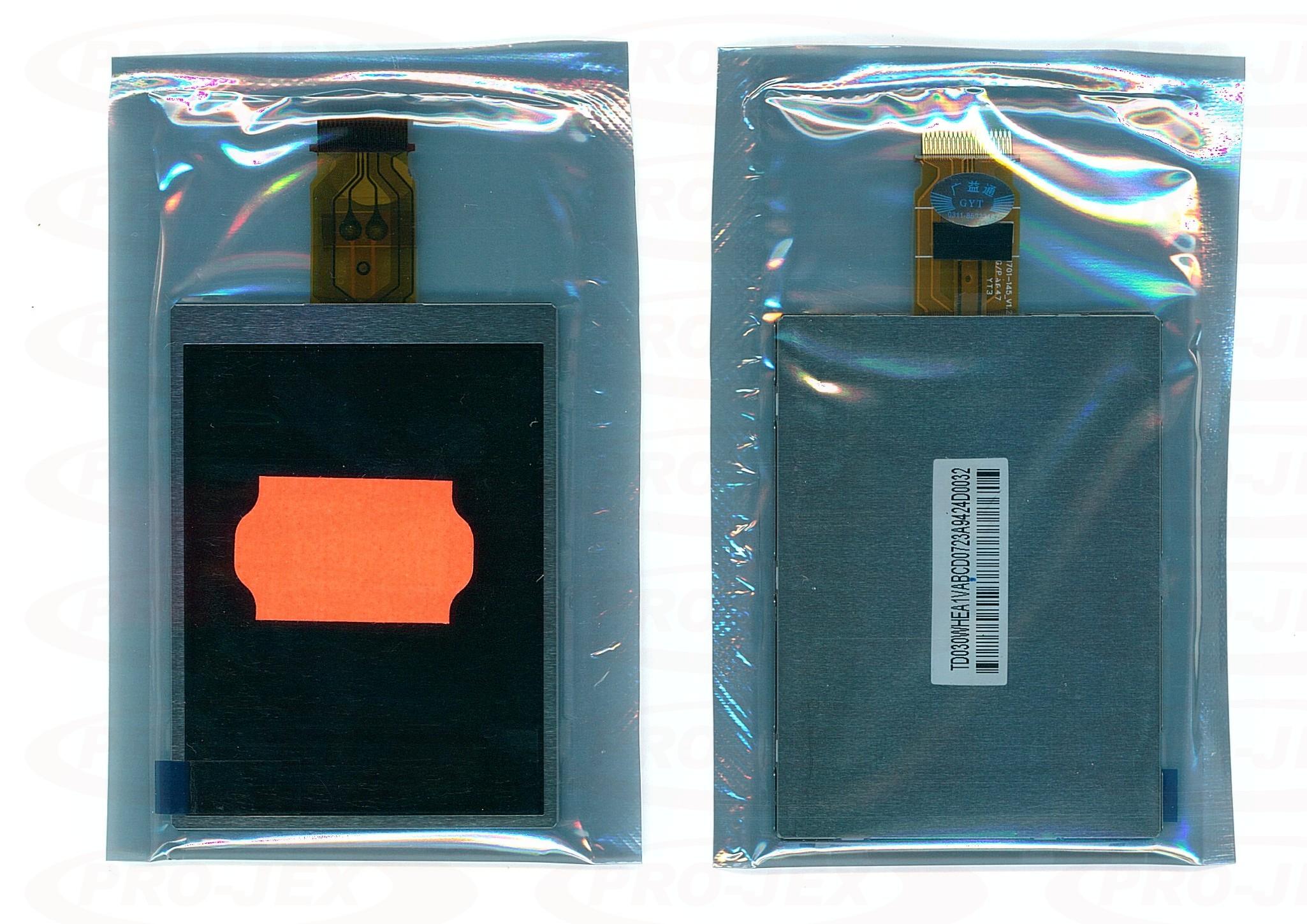 LCD Kodak Z1015, Polaroid I835 T831