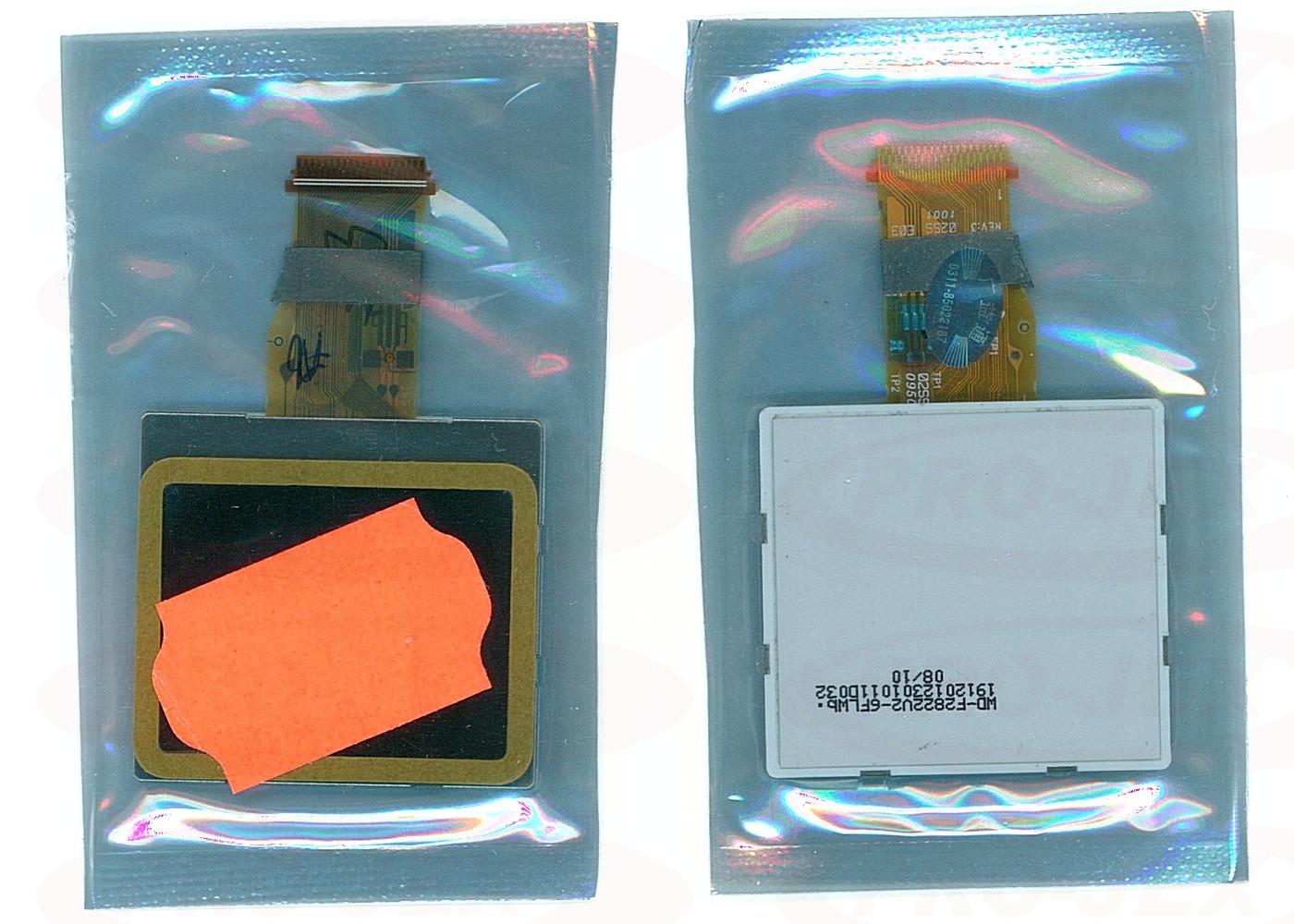 LCD SAMSUNG PL100, (mały, przedni LCD)