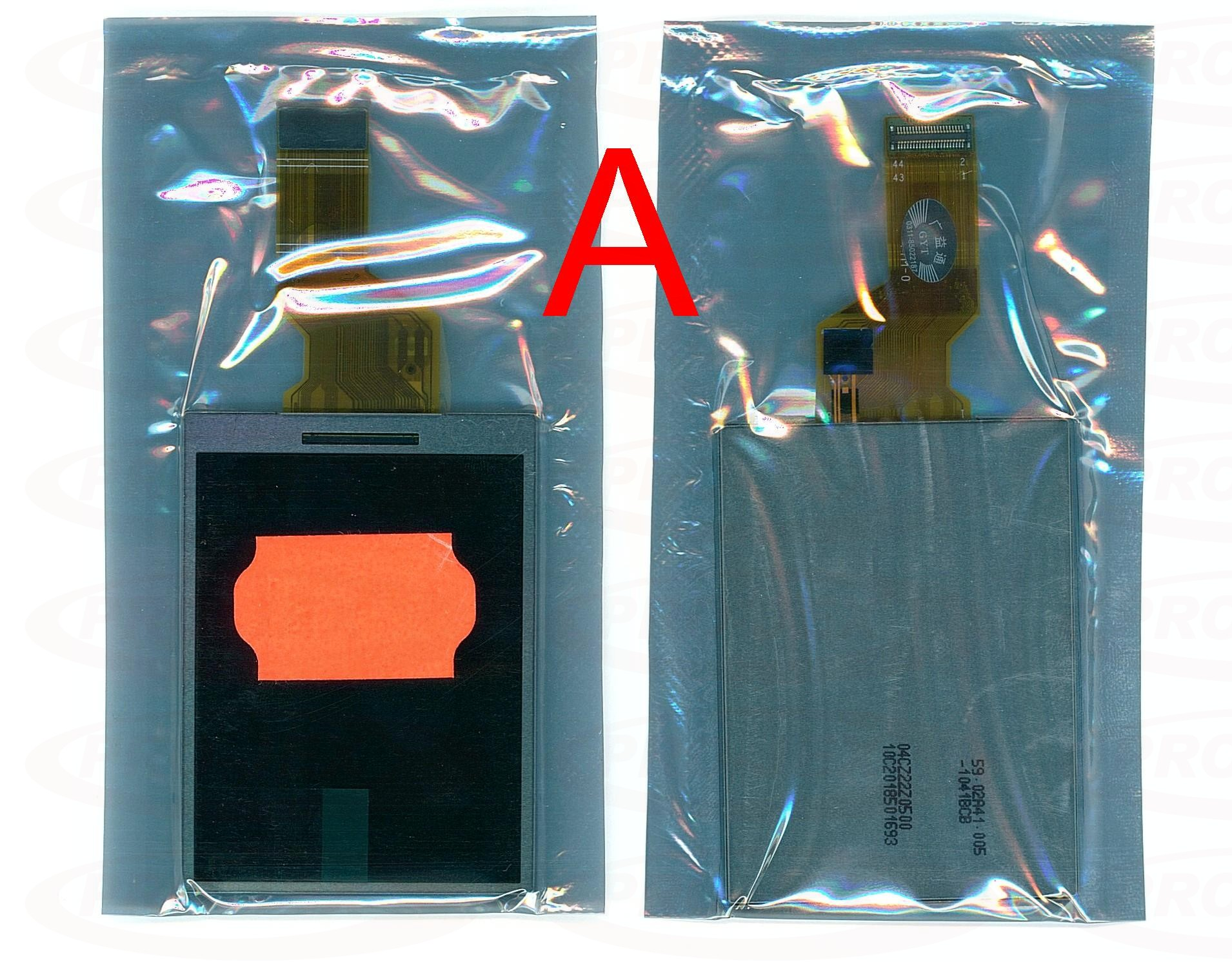 LCD Samsung PL120 ST90 ST93 Typ A lub B