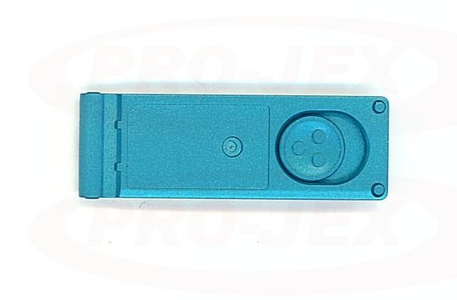 Klapka baterii Samsung PL50 niebieska