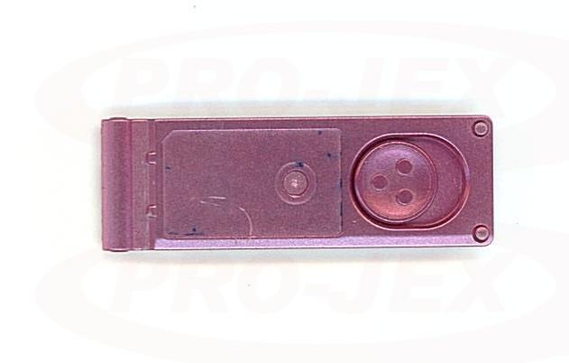 Klapka baterii Samsung PL50 różowa