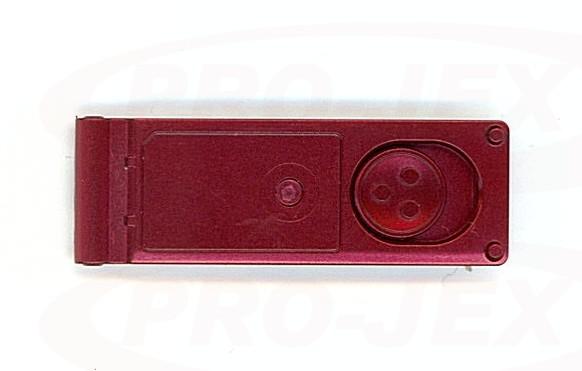 Klapka baterii Samsung PL50 czerwona