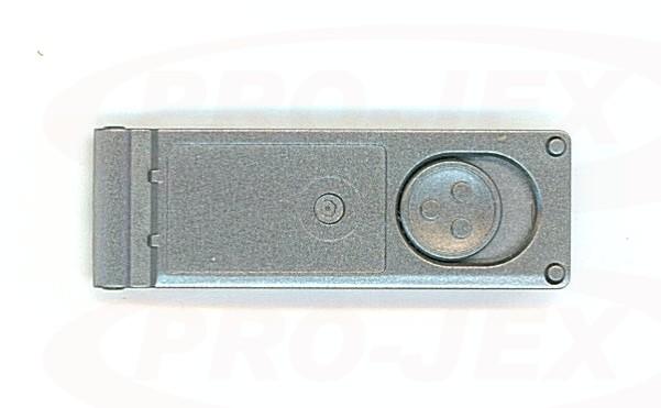Klapka baterii Samsung PL50 srebrna