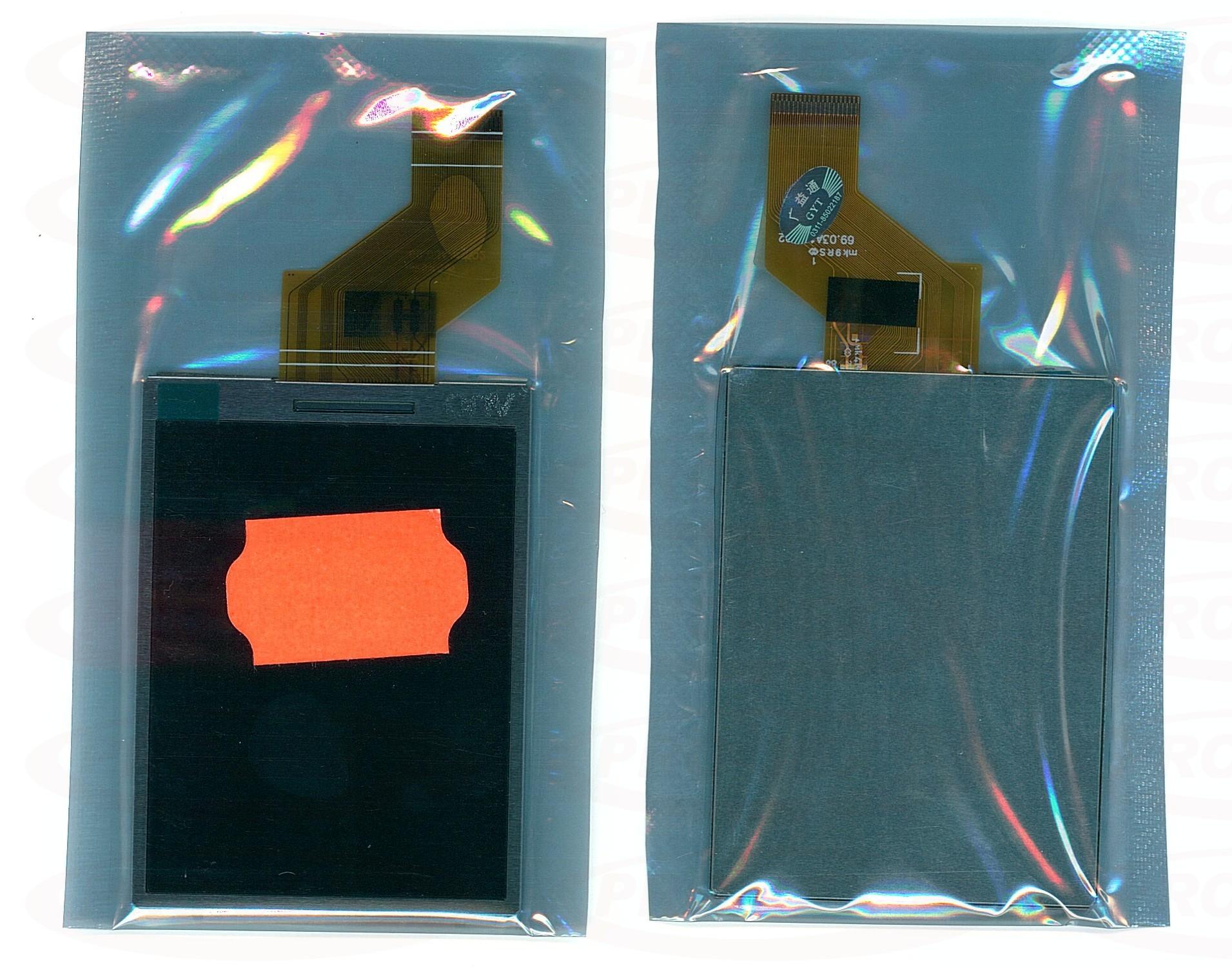 LCD Sony DSC S2100 DSC-S2100