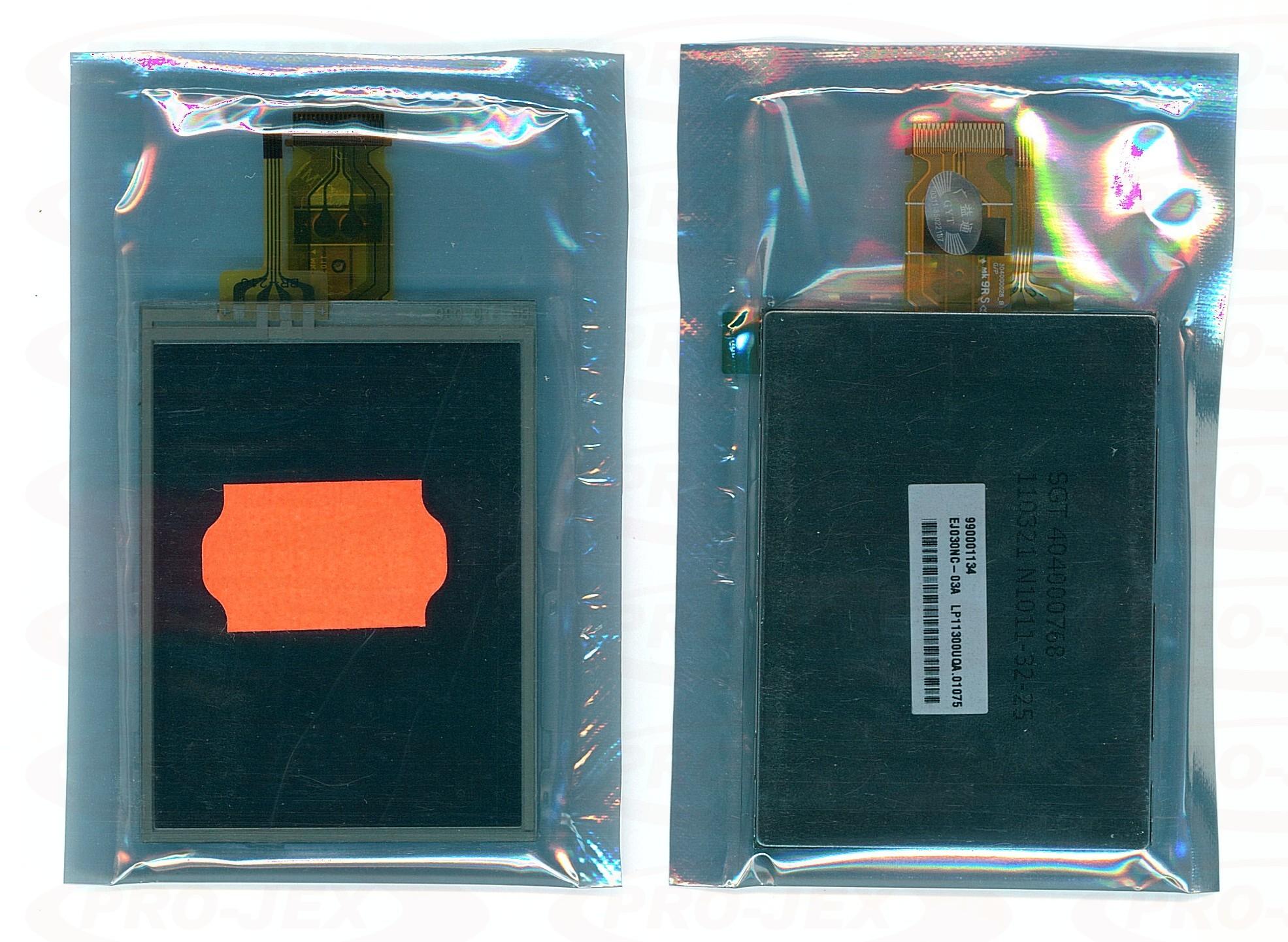 LCD NIKON COOLPIX S230 LCD + Touchscreen dotyk