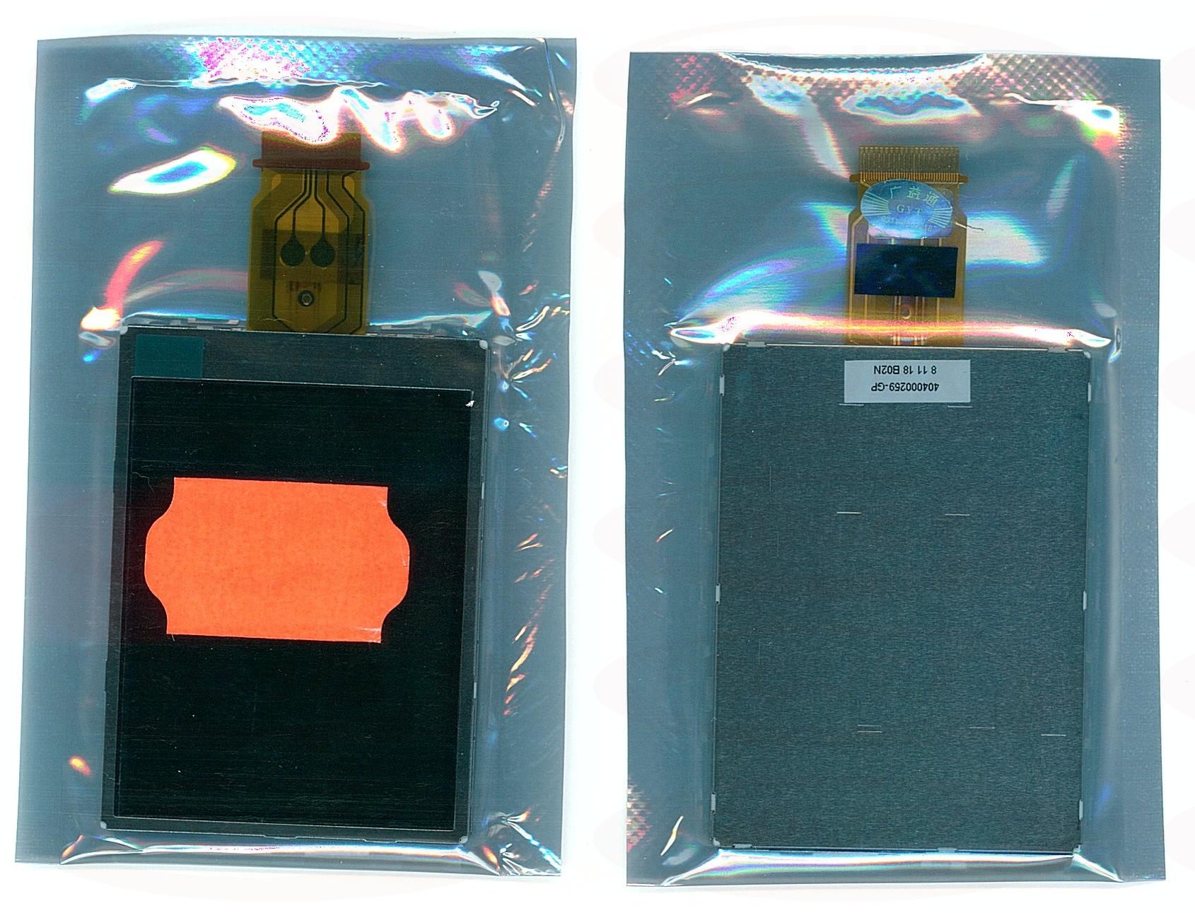 LCD Fuji S5700, S5800 S8000 S8100