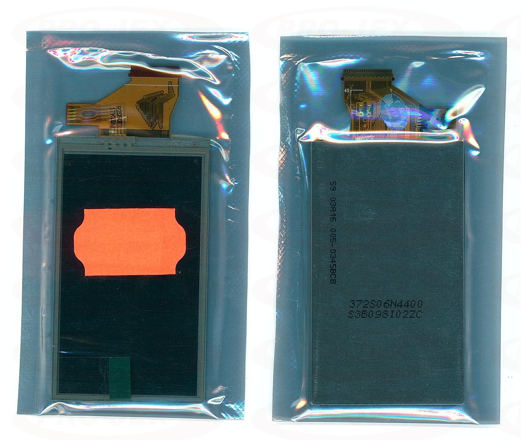 LCD Samsung ST500 ST510 TL220 + Touchscreen dotyk