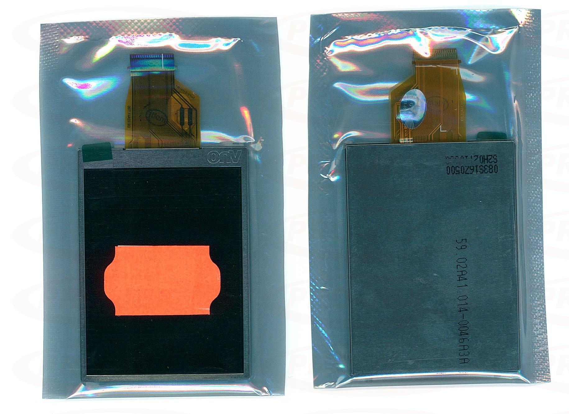 LCD Samsung ST60 ST61 WP10 AQ100 S1060 S1065 TL105