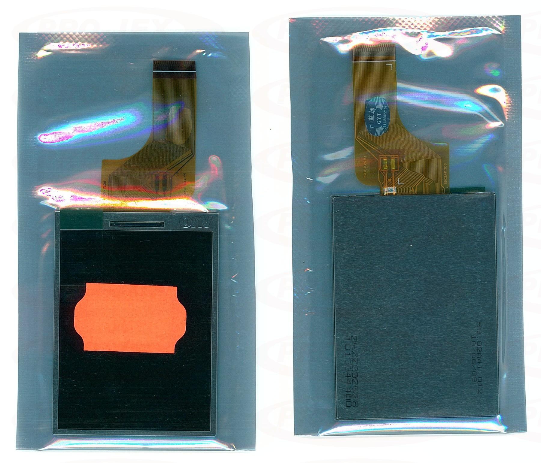 LCD SONY W310 DSC-W310