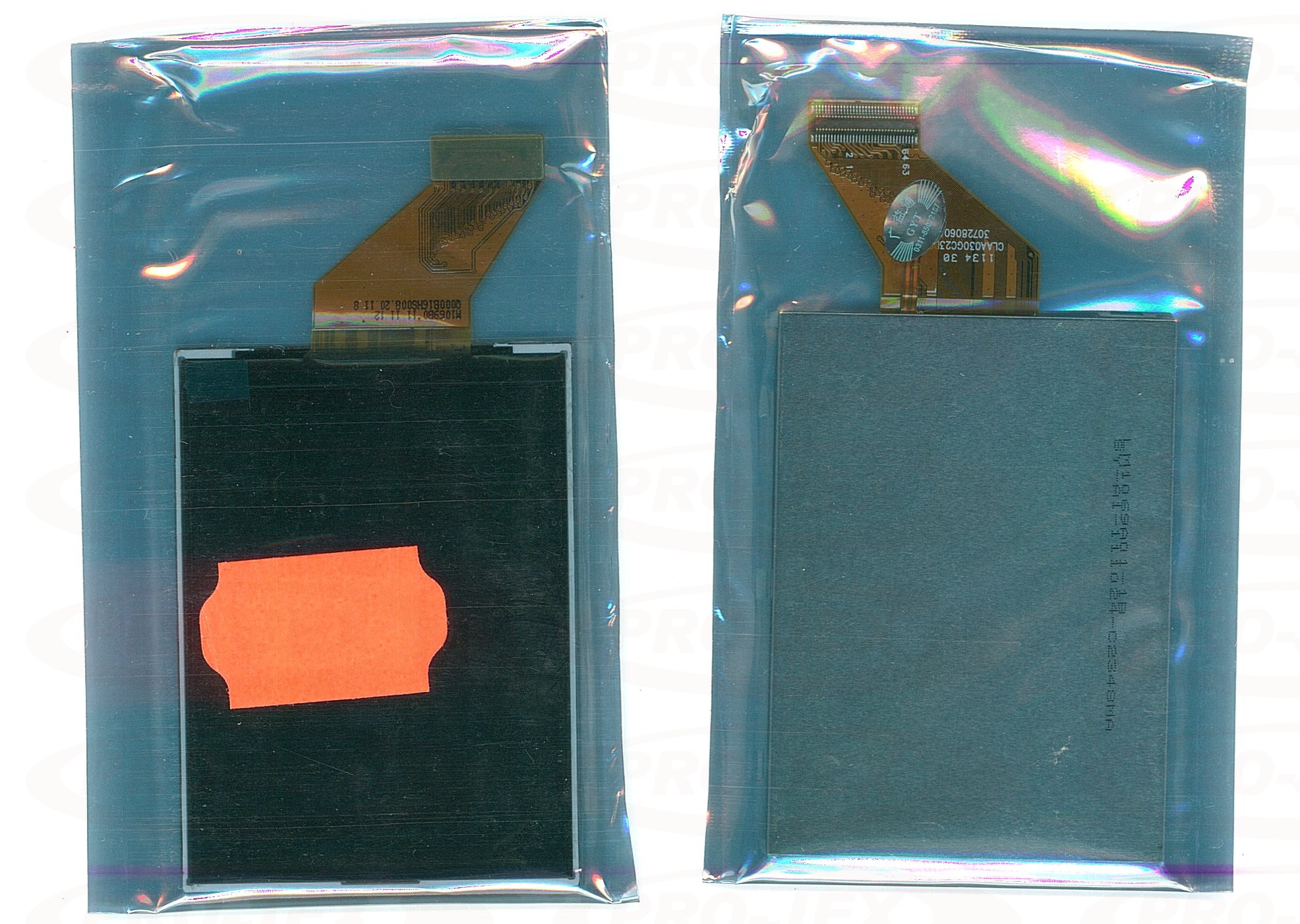 LCD SAMSUNG WB600 WB690 WB610 WB700 HZ30 HZ30W
