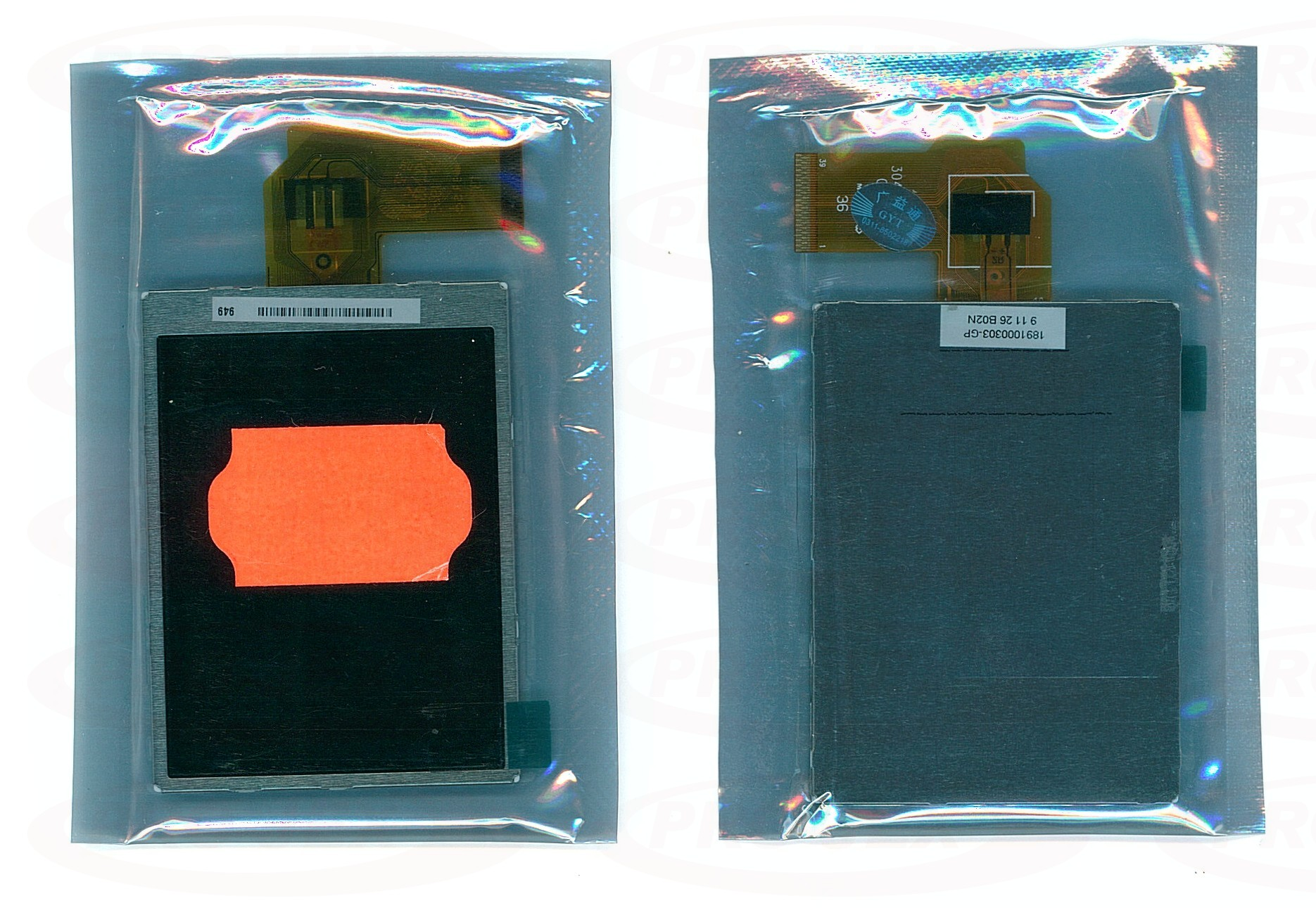 LCD Kodak Z915