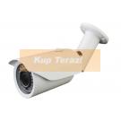Kamera zewnętrzna IP FullHD 1920x1080p monitoring IP66 Metal 2 mpix POE
