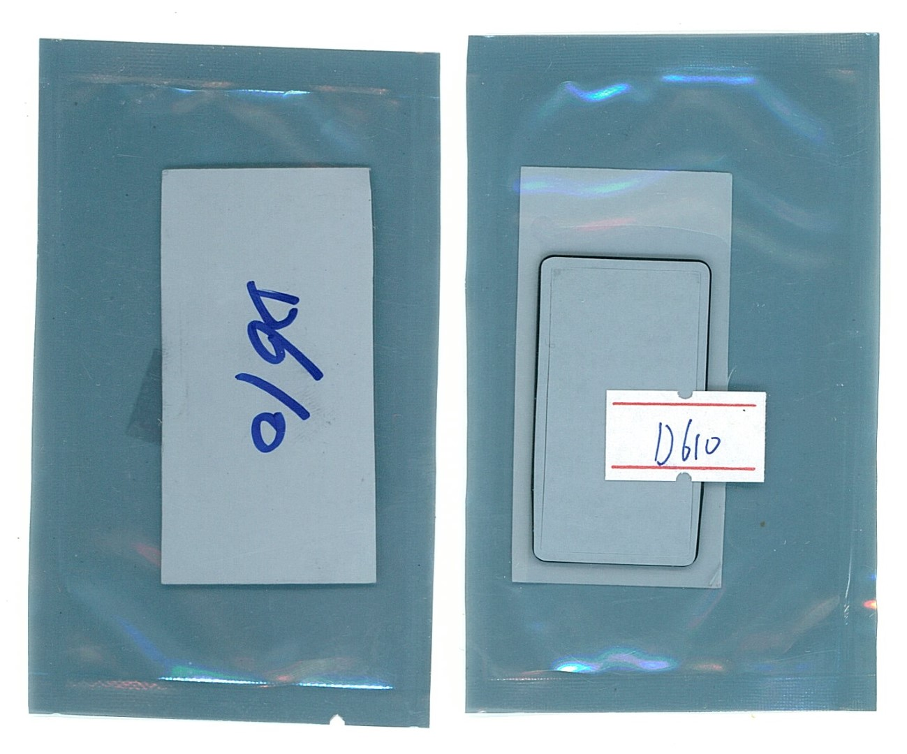 NIKON D810 top Kleine LCD glass Displayscheibe Ersatz Glas Glass Schutzglas